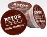 Boyd's Coffee - Good Morning - Overwrap